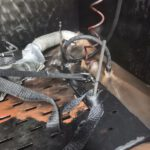 czyszczenie filtra DPF z Ford Transit Custom 2.0 TDCi